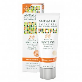 ANDALOU NATURALS Brightening (for Normal Skin)  All-in-One BB Beauty Balm 58ml