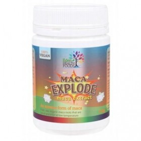EDEN HEALTH FOODS Maca Explode  Raw Maca Juice Powder 150g