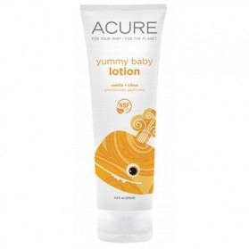ACURE Vanilla Citrus Baby Lotion 220ml