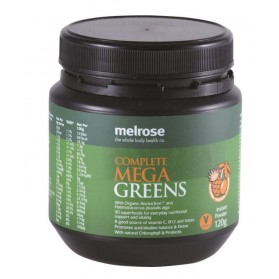 Melrose Complete Mega Greens Powder 120g