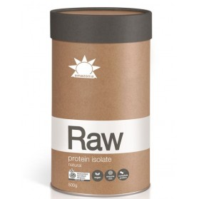 AMAZONIA - RAW Protein Isolate Natural 500g