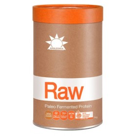 AMAZONIA - RAW Paleo Fermented Protein - Salted Caramel Coconut 1kg