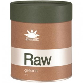 AMAZONIA - RAW Greens With Organic Veggies, Grasses & Herbs 300g