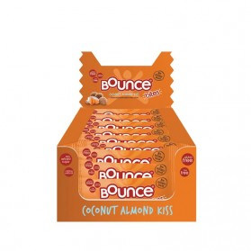 BOUNCE BITES Coconut Almond Kiss Pack of 3 - 24x30g