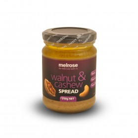 Melrose Walnut & Cashew Spread 250g