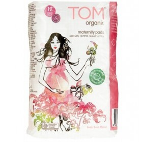 TOM ORGANIC Maternity Pads 12