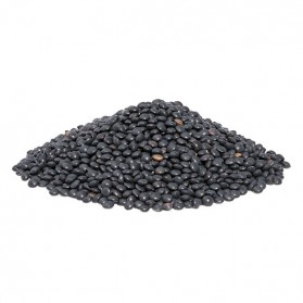 Honest to Goodness ORGANIC BLACK BELUGA LENTILS 5KG