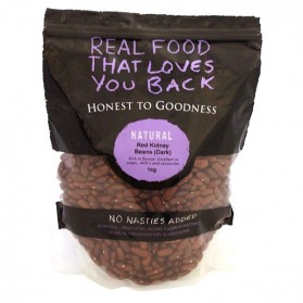 Honest to Goodness RED KIDNEY BEANS (DARK) 1KG