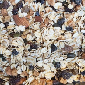 Honest to Goodness ORGANIC APPLE AND CRANBERRY MUESLI 5KG
