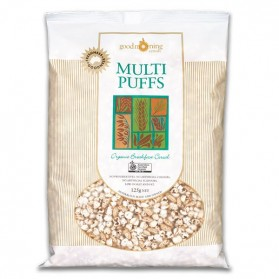 Good Morning Cereals ORGANIC PUFFED MULTIGRAIN 125G
