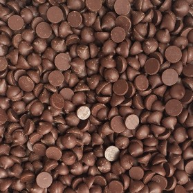 Honest to Goodness ORGANIC DARK CHOCOLATE DROPS 70% COCOA 5KG