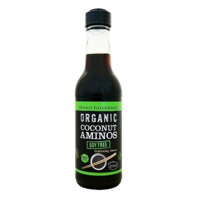 Honest to Goodness ORGANIC COCONUT AMINOS 250ML