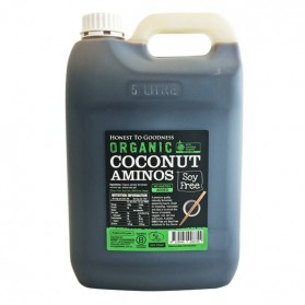 Honest to Goodness ORGANIC COCONUT AMINOS 5L