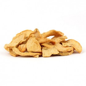 Bulk ORGANIC DRIED APPLE RINGS 5KG