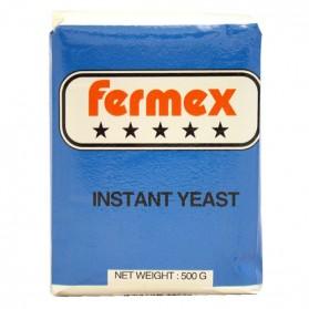 Fermex NATURAL INSTANT YEAST 500G