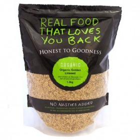 Honest to Goodness ORGANIC LINSEED GOLDEN 1.2KG