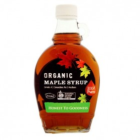Honest to Goodness ORGANIC MAPLE SYRUP 250ML