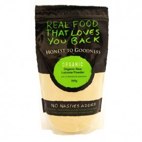 Honest to Goodness ORGANIC LUCUMA POWDER RAW 350G
