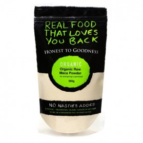Honest to Goodness ORGANIC MACA POWDER RAW 350G