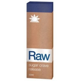 AMAZONIA - RAW Sugar Crave Release Spray 50ml