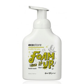 ECOSTORE Kids Foam it Up Hand Wash Fruity Zing - 350ml