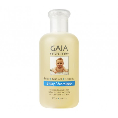 GAIA NATURAL BABY Baby Shampoo 250ml