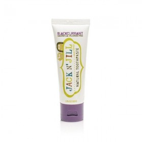 JACK N' JILL Blackcurrant Natural Children's Toothpaste 50g