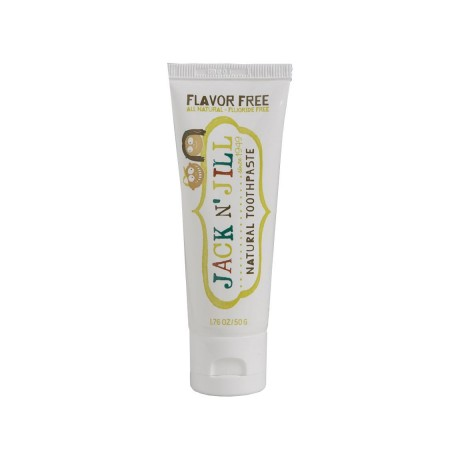 JACK N' JILL Toothpaste Flavour Free - 50g