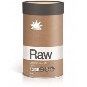 AMAZONIA - RAW Protein Isolate Vanilla 500g