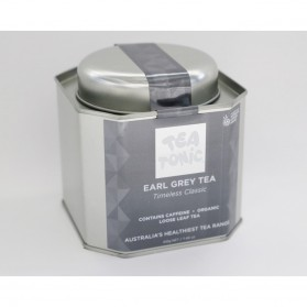 EARL GREY TEA CADDY TIN