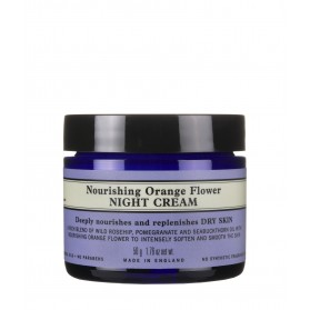 NYR Nourishing Orange Flower Night Cream 50g