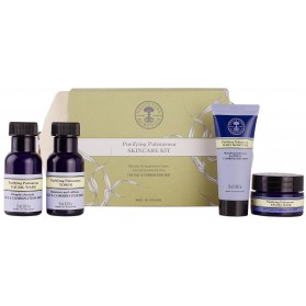 NYR Purifying Palmarosa Skincare Kit